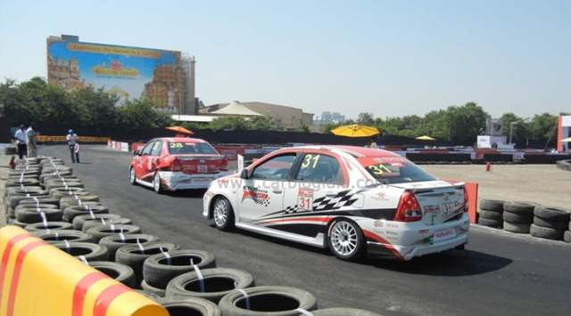 Toyota Etios Motor Racing Weekend (211)