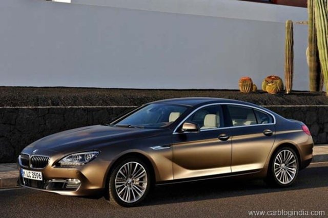 2013 BMW 6 Series Gran Coupe (2)