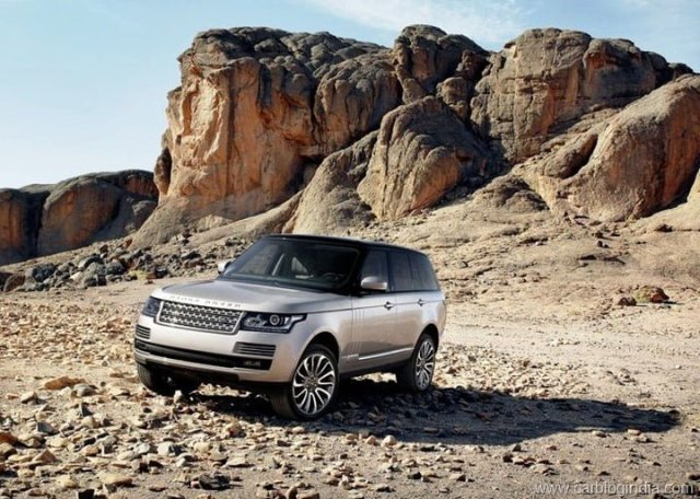 2013 Range Rover New Model Launched In India (8)