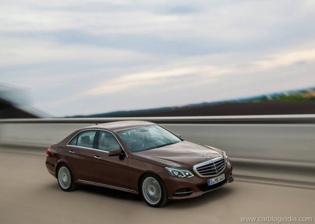 2013 Mercedes E Class New Model (1)