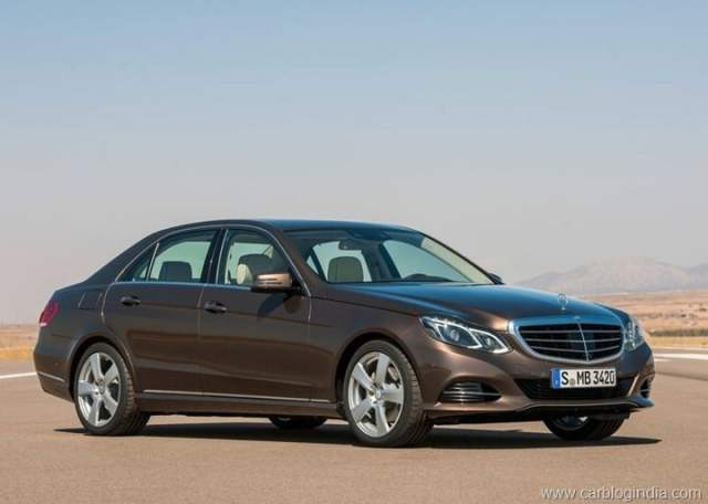 2013 Mercedes E Class New Model (4)
