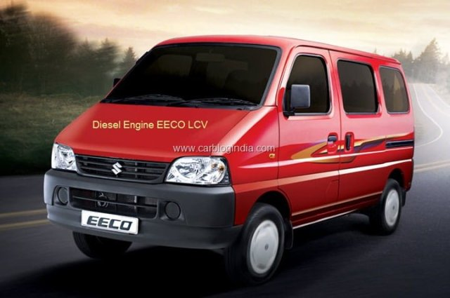 Maruti Light Commervia Vehicle