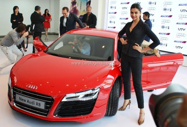 2013 Audi R8 Launch In India By Race 2 Star Cast (2)