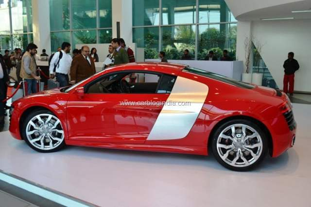 2013 Audi R8 Launch In India By Race 2 Star Cast (5)