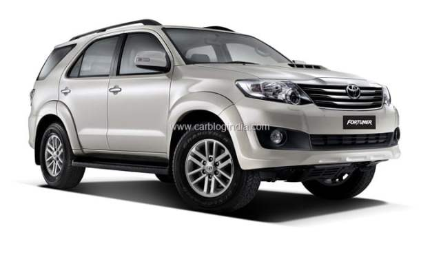Toyota Fortuner Automatic and TRD Sportivo Edition