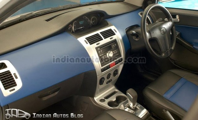 Tata Vista Diesel Automatic Small Car Under Rs. 10 Lakhs