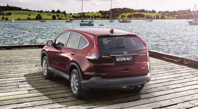 CR-V Jetty