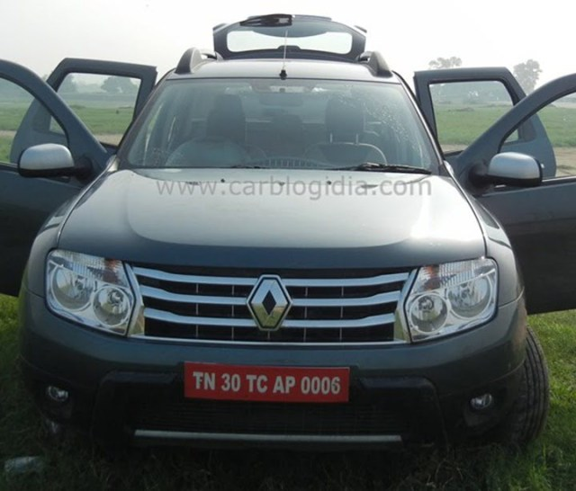 Renault Duster Road Test And Off-Roading Review (41)
