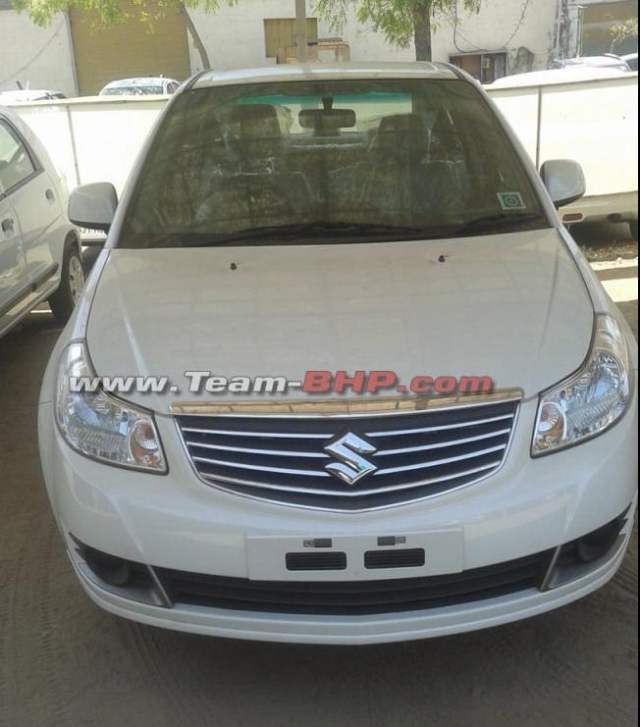 2013 Maruti SX4 New Model