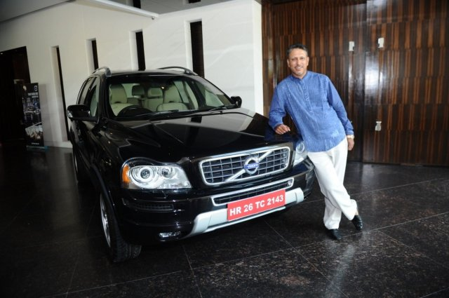 Volvo India Announced Jeev Milkha Singh as Brand Ambassador