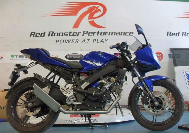Turbocharged-Yamaha-R15-by-Red-Rooster-Performance
