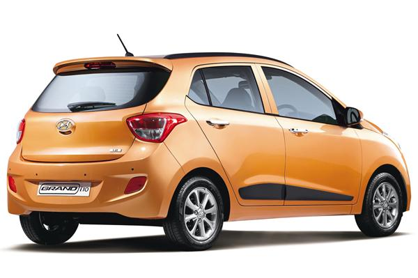 Hyundai Grand I10 Lpg Variant Launched