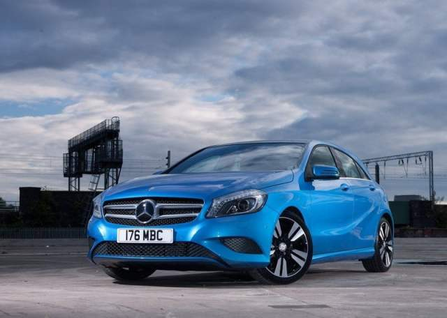 Mercedes- Benz A-Class Launched In India