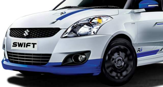 Maruti Swift RS Bumper