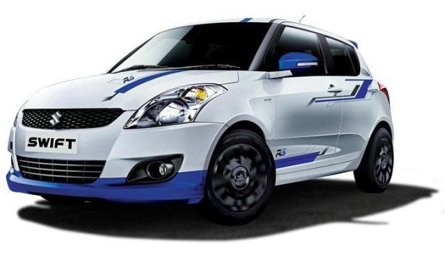 Maruti Swift RS India
