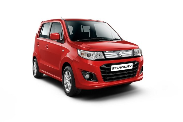 Maruti Suzuki Wagon R Stingray Front Right Quarter