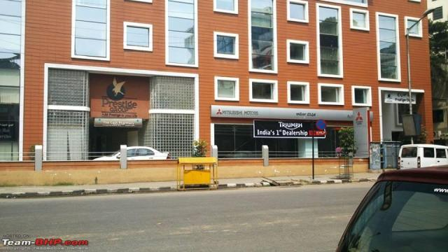 Triumph Motorcycles First Indian Dealership In Bangalore
