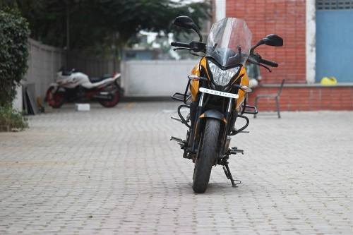 Bajaj Pulsar 200NS Touring Accessories
