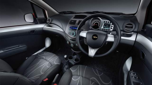Chevrolet Beat misses out on bluetooth compatibility