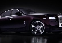 2015 Rolls-Royce Ghost V-Specification Featured Image