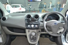 2014 Datsun Go Interior Dashboard