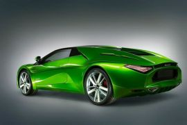 2014 DC Avanti Rear Left Quarter
