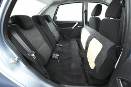 2014 Datsun on-DO Interior Rear Seats Lifted