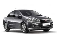 2014 Fiat Linea Magnesio Grey