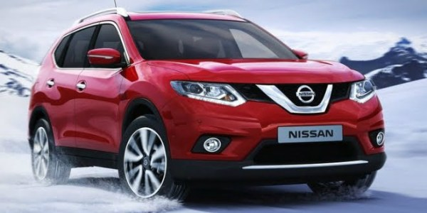 2014 Nissan X-Trail Featured Image nissan cars at auto expo 2016