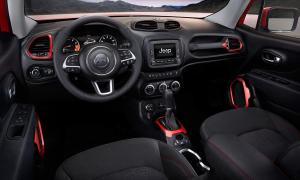2015 Jeep Renegade Interior Front Cabin