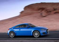 2015 Audi TT Coupe Right Side