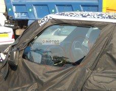Mahindra Bolero Spy Shot