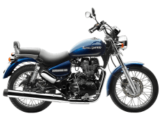 Royal Enfield Thunderbird 500 Marine Paint Right Side