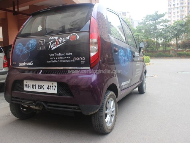 Tata Nano Twist Review (30)