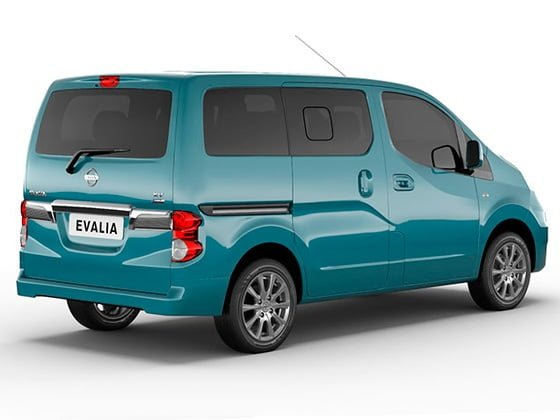 new car launches august 2014Launched The 2014 Nissan Evalia Facelift
