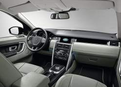 2015 Land Rover Discovery Sport Interior Front Cabin