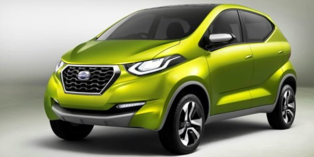 Styling will be based on the Redi-GO concept