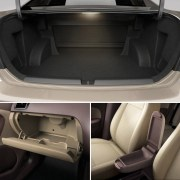 Skoda Rapid Facelift Interior Storage Spaces