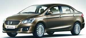 fuel-efficient-diesel-cars-in-india-maruti-ciaz
