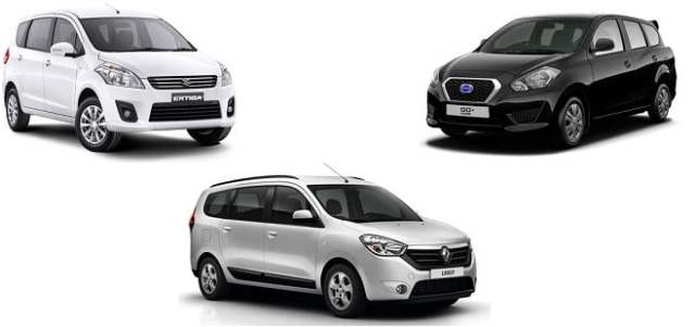 New MPVs for 2015