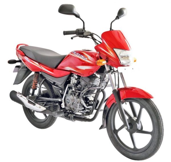 best mileage bike in india 2016 - Bajaj Platina ES Mileage