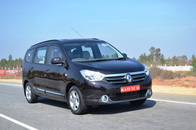 New and Upcoming AMT Cars in India 2016 Price, Specifications, Images Renault Lodgy Review By Car Blog India (2)