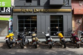Royal Enfield Store 1