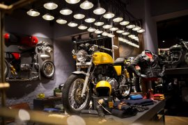 Royal Enfield Store 2