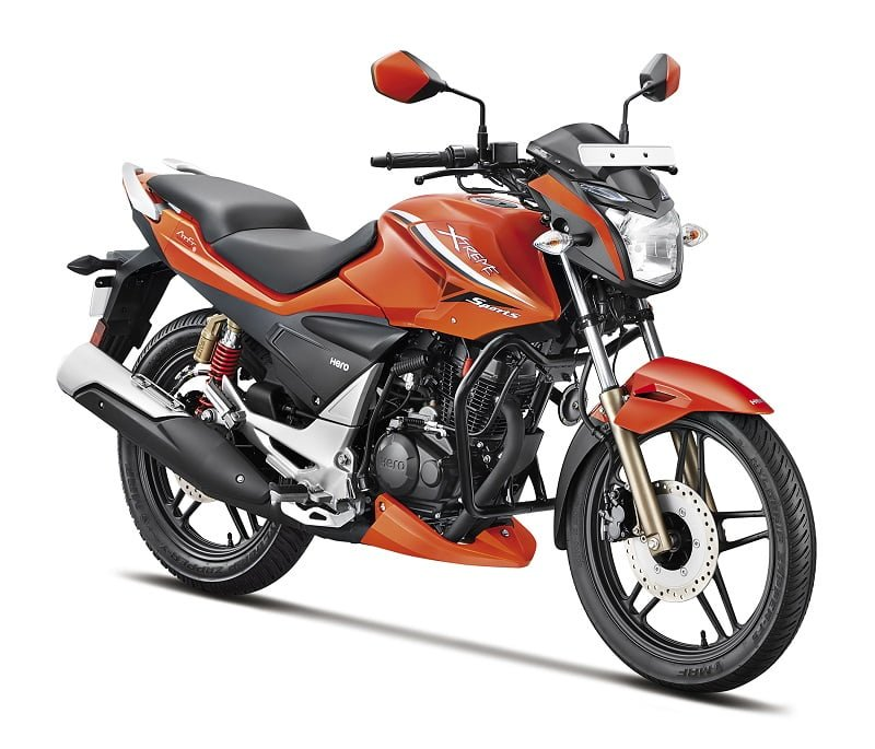 New Model Hero Xtreme Sports Price, Pics, Mileage