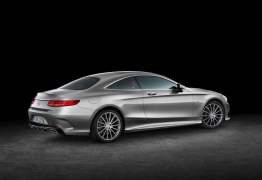 Mercedes S500 Coupe India 8