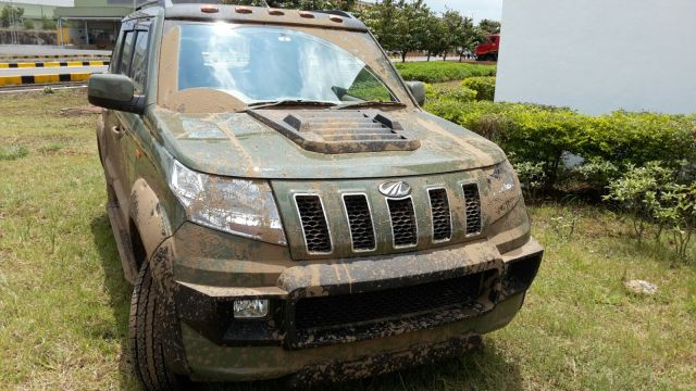 2015-mahindra-tuv300-launch-pics-armour-kit-front