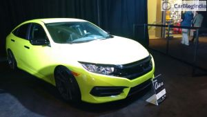 honda civic india launch diesel model price details