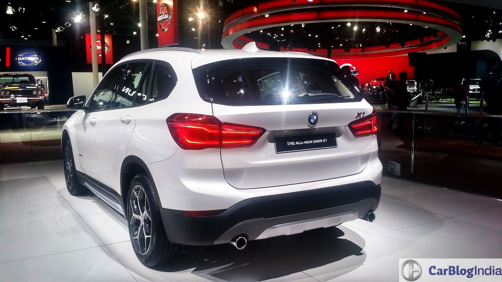 2016 bmw x1 india launch price specification images. Black Bedroom Furniture Sets. Home Design Ideas
