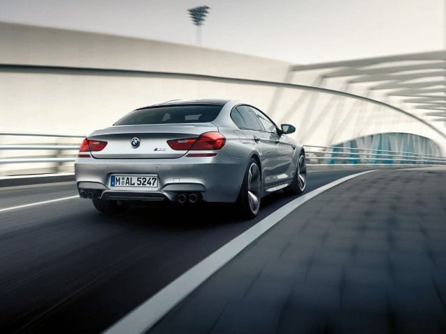 The new BMW M6 Gran Coupe (10)